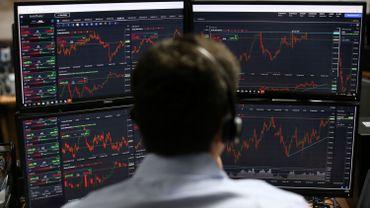 La Bourse de Bruxelles et d'autres indices européens ouvrent en hausse de 4%