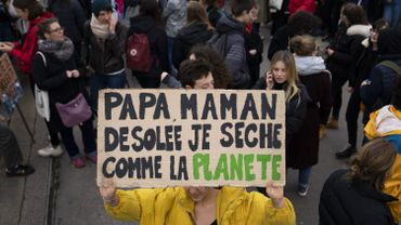 Plus de la moitié des Belges estiment qu'il faut une loi climat contraignante
