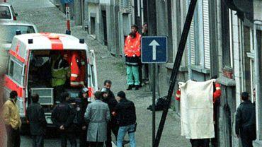Une équipe d'intervention spéciale arrête Farid Melouk le 5 mars 1998. Il était alors membre du GIA algérien.
