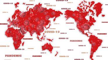 Environ 10% de la population mondiale pourrait avoir été infectée par le nouveau coronavirus, selon l'OMS