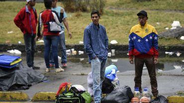 Plus d'un demi-million de Venezuéliens arrivés en Equateur depuis janvier, selon l'ONU