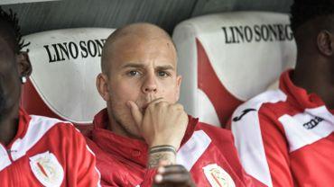 Yoni Buyens quitte le Standard pour Charlton