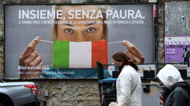 Coronavirus : l'Italie vers une prolongation de l'état d'urgence ?