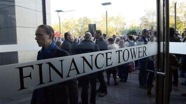 """""""Nous contrôlons actuellement 194 entreprises"""", a confirmé la porte-parole du SPF Finances Florence Angelici."""