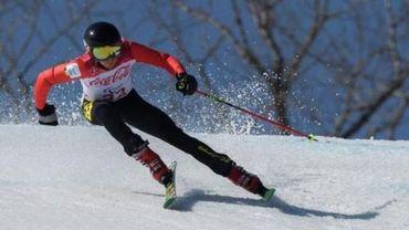 Jeux Paralympiques 2018 - Jasper Balcaen jette l'éponge pour le slalom géant