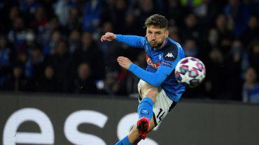 Dries Mertens a parfaitement servi Di Lorenzi pour lui offrir le 2-0, Naples a gagné 2-1 contre Torino