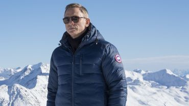 """Daniel Craig dans le prochain James Bond, """"007 Spectre"""", prévu le 11 novembre"""