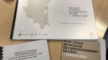 Début d'enquête publique pour le projet de Plan Urbain de Mobilité de l'Agglomération de Liège
