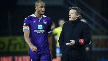 Anderlecht va-t-il voir les PO1 définitivement s'éloigner ce samedi soir?