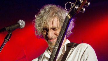 Le guitariste et chanteur Louis Bertignac