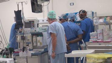 La première opération à coeur ouvert effectuée par des médecins maliens