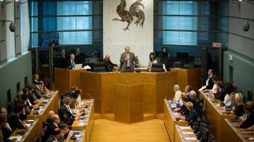 Débat sur la déclaration de politique régionale au parlement wallon