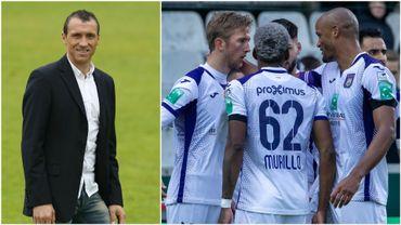 """Alex Teklak: """"C'est le Cercle qui a perdu cette rencontre et pas Anderlecht qui l'a gagnée"""""""