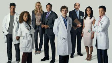 "Notre cadeau avant la sortie de ""The Good Doctor"""
