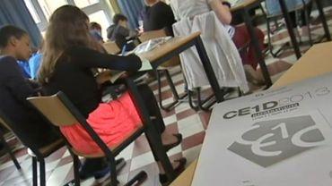 3 élèves sur 5 du secondaire ont réussi l'épreuve de math du CE1D