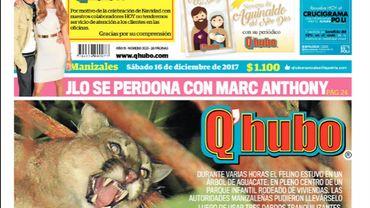 Q'Hubo, imprimé en couleurs, paraît depuis 2015 et a conquis un public populaire grâce à son traitement de l'information et à un prix plus accessible que ses concurrents.
