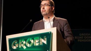 Elections 2014 - Le président de Groen Wouter Van Besien tirera la liste flamande en province d'Anvers