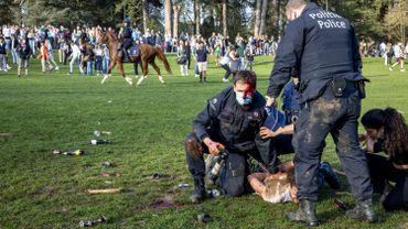 La terminologie liée aux incidents de jeudi au Bois de la Cambre suscite un débat sur les réseaux sociaux.