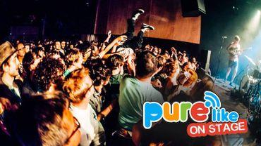 Pure Like on Stage au Reflektor à Liège