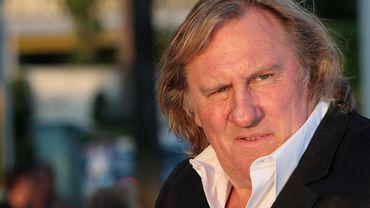 Gérard Depardieu tournera dans un film russe consacré aux Jeux olympiques d'hiver