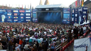 Francofolies de Spa: la grande scène Pierre Rapsat déménage sur la Place Royale