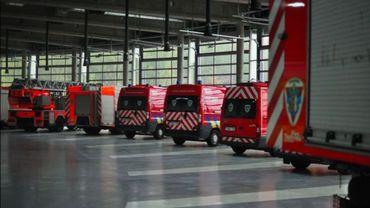 Le commandant et le président de la zone de secours Hainaut-Est voudraient construire deux nouvelles casernes.