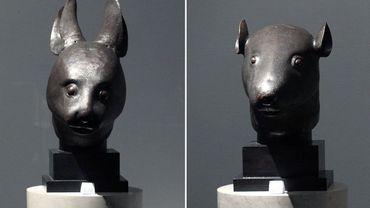 Deux bronzes rares de la collection Pierre Bergé bientôt restitutés à la Chine