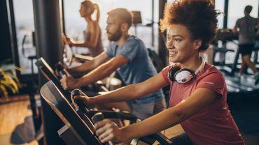 Le sport contribuerait à l'augmentation de matière grise du cerveau.