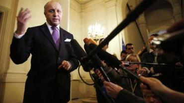 Ukraine - Laurent Fabius menace la Russie de nouvelles sanctions dès cette semaine