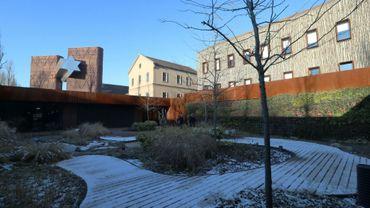 """Le nouveau musée de l'Holocauste """"Maison des destins"""" installé dans une ancienne gare, le 21 janvier 2019"""
