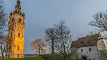 Le beffroi de Mons s'illuminera à partir du samedi 11 novembre