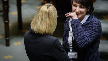 Isabelle Poncelet, bourgmestre cdH de Habay et député fédérale depuis 2014, a décidé de quitter la politique.
