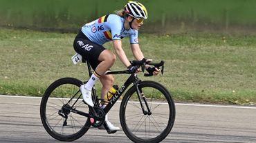 Julie van de Velde fait partie de la nouvelle équipe féminine lancée par Jumbo-Visma en2021