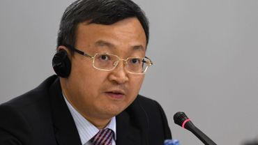 Le vice-ministre du Commerce Wang Shouwen.