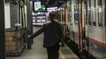 Circulation des trains perturbée entre Ottignies et Bruxelles