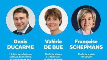 MR: Denis Ducarme remplace Valérie De Bue au gouvernement wallon, une décision illégale, selon le décret !