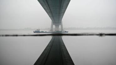La pollution est de retour dans le ciel de Chine, affirme Greenpeace