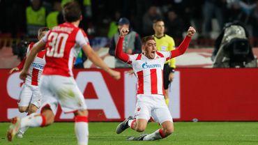 L'Étoile rouge de Belgrade crée la surprise en s'imposant contre Liverpool, Origi joue 10 minutes