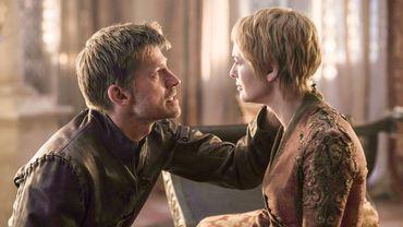 Jaime Lannister (Nikolaj Coster-Waldau) et Cersei Lannister (Lena Headey)