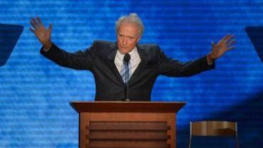 Clint Eastwood a tenu un drôle de discours lors de la convention républicaine à Tampa