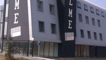 La Maison des Entreprises à La Louvière
