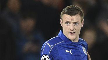 Vardy a reçu des menaces de mort après le renvoi de Ranieri