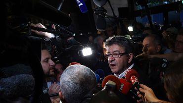 Législatives françaises: Jean-Luc Mélenchon remporte son pari et est élu dans les Bouches-du-Rhône