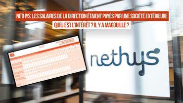 """Thierry Afschrift: """"Nethys cherchait la discrétion des salaires en utilisant la comptabilité parallèle"""""""