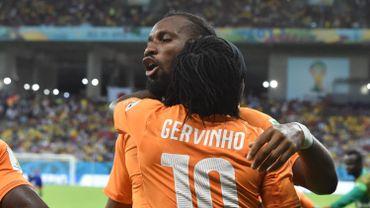 Victoire de la Côte d'Ivoire contre le Japon
