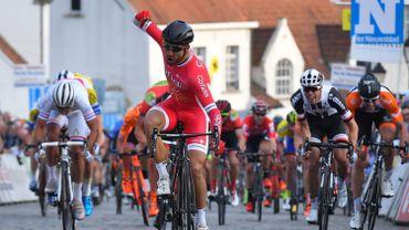 Bouhanni surclasse la concurrence à Nokere
