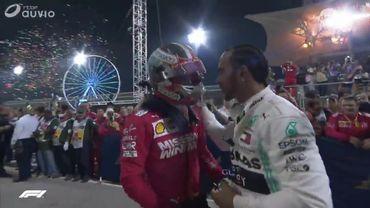 Hamilton et Leclerc