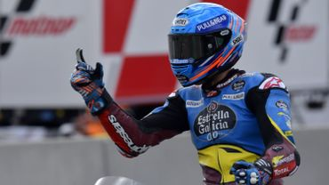 Alex Marquez gagne en Allemagne et reprend la tête du général