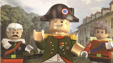 Bicentenaire de la bataille de Waterloo - A Waterloo, l'histoire impériale se déclinera aussi en briques Lego