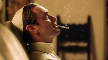 Jude Law dans The Young Pope.